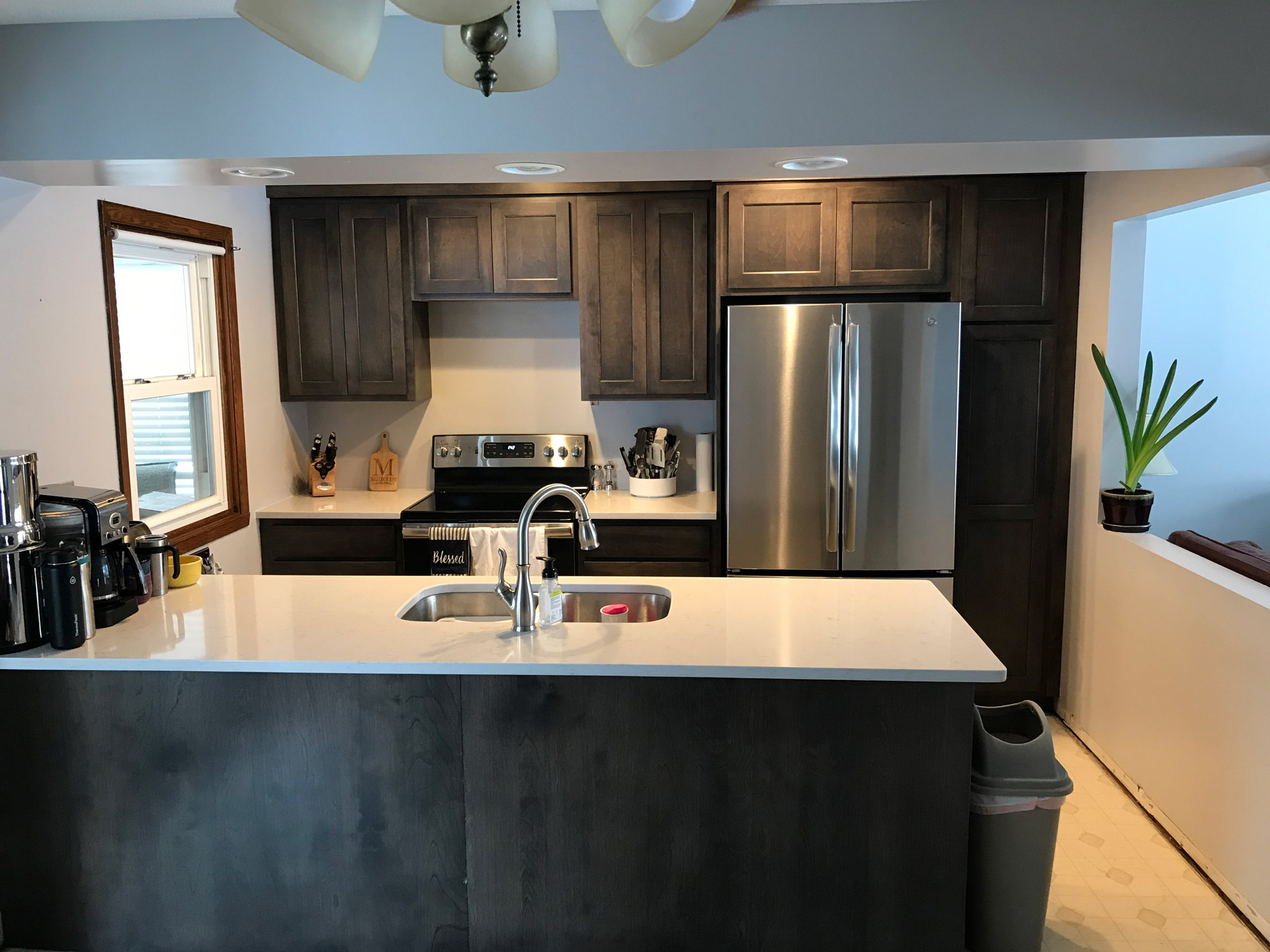 Kitchen and Main Level Remodel